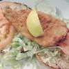 Fish Burger w/ Fries